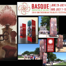 Cartel Para el Smithsonian folklive 2016 (Washington DC). Um projeto de Artes plásticas de Paul Caballero Barturen - 03.07.2016