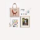 Manada Identidad, Marca y Diseño de Producto. Um projeto de Ilustração, 3D, Design de jogos, Design gráfico e Design de produtos de Muak Studio | Visual Communication Strategies - 01.01.2017
