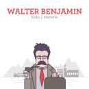 Infografía Walter Benjamin. Exilio y memoria.. Un proyecto de Diseño gráfico, Diseño de la información e Infografía de Alicia Menal - 11.01.2017