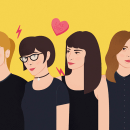 Las Odio - TENTACIONES nº20. Um projeto de Design editorial e Ilustração de Eva Mez - 16.01.2017