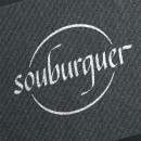 Souburguer. Un progetto di Direzione artistica, Br, ing e identità di marca, Graphic Design , e Calligrafia di Sauê Ferlauto - 01.02.2016