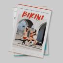 BIKINI: Mi proyecto del curso Introducción al Diseño Editorial. Um projeto de Design editorial de Migue Martin - 04.02.2017