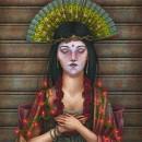 The seer. Un proyecto de Ilustración, Diseño editorial, Bellas Artes, Diseño gráfico y Cómic de Javi Calleja Vidal - 26.09.2016