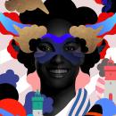 """Propuesta Cartel, """"Carnaval de Cartagena 2017"""". Un projet de Publicité , et Design graphique de Adolfo Correa - 09.02.2017"""