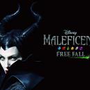 Maleficent Free Fall. Um projeto de Ilustração e UI / UX de Carmen Higueras - 11.02.2017