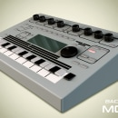 Back to Basic / MC 303. A 3D, Music, and Audio project by Marcello Nardone - 02.01.2017