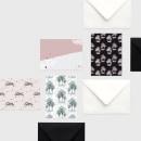 PATTERN / COLECCIÓN EL CICLO DEL ÁRBOL / THE CYCLE OF THE TREE COLLECTION. A Illustration, Graphic Design, and Product Design project by Lorena Villalba Capablanca - 02.21.2017