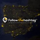 Followthehashtag - Twitter intelligence tool. Um projeto de Design, Desenvolvimento de software, UI / UX, Web design e Desenvolvimento Web de Enrique Rivera - 23.02.2015