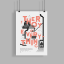 The Theory Of Everything – Campaña. Um projeto de Publicidade, Design gráfico e Cinema de Juanka Campos - 01.03.2017