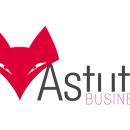 Diseño Identidad Corporativa Astute Business. Um projeto de Br, ing e Identidade e Design gráfico de NUVA - 07.03.2017