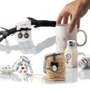 Productos ilustrados | Mercado Central de Diseño. Um projeto de Design, Ilustração, Design de acessórios, Design de joias e Design de produtos de Paula Sifora - 07.03.2017