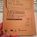 """Plan de superación personal """"Transformando Futuro"""" CEM-Málaga. Um projeto de Design, Direção de arte e Design gráfico de J.M. Chafino - 14.02.2015"""