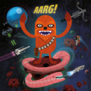 arg!. Um projeto de Design, Ilustração, Design de personagens, Design editorial, Artes plásticas, Design gráfico, Comic e Cinema de Rafa Garcia - 08.03.2017