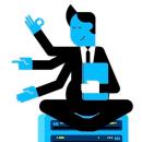 Hostinet.com ( Diseño UX y elementos gráficos). Um projeto de UI / UX, Design interativo e Web design de Hugo Tobío - 03.10.2016
