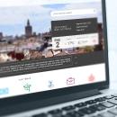 Ayuntamiento de Valencia - Propuesta nueva web (UI Design). Un proyecto de UI / UX, Diseño gráfico y Diseño Web de Paola Fusco - 29.03.2017