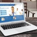 Portal del Paciente de Murcia - Rediseño web (UX/UI Design). Un proyecto de UI / UX, Diseño gráfico y Diseño Web de Paola Fusco - 29.03.2017