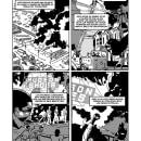 Humo y Estrellas. A Comic project by Felipe H. Navarro - 01.08.2016