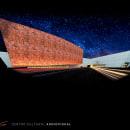 Centro Cultural. Un progetto di Design, 3D, Architettura, Design di mobili, Design industriale, Architettura d'interni, Interior Design, Lighting Design , e Arte urbana di Facundo Gutierrez - 01.11.2015
