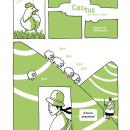 Cactus. A Comic project by Felipe H. Navarro - 31.05.2014