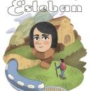 """Novela gráfica """"Cuadernos de Nieves y Esteban"""". A Comic project by Pablo Burgueño - 04.28.2017"""