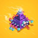 SpiderBot. Un proyecto de Ilustración de Fede DelgadillOcampo - 10.05.2017
