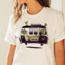 Zombie Van T-Shirt Design. Un proyecto de Ilustración de Pedran Ramírez Redondo - 11.05.2017