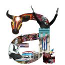 Latino!. Um projeto de Colagem e Ilustração de Hansel Obando - 17.05.2017
