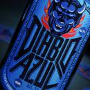 Diablo Azul Beer - Packaging. Un proyecto de Diseño, Ilustración, Dirección de arte, Diseño gráfico y Packaging de Abdiel Hernán - 20.05.2017