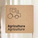 Pictogramas sectores económicos . Un proyecto de Diseño, Gestión del diseño, Diseño gráfico, Diseño de la información, Diseño de iconos y Diseño de pictogramas de Eva Juárez - 01.12.2015