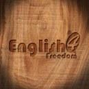 English 4 Freedom. Un proyecto de Diseño gráfico de Wiljanden Miranda - 13.06.2017