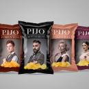 Packaging Patatas Pijo. Un progetto di Fotografia , e Packaging di MABA - 14.06.2017