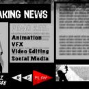 DemoReel_Fin_de_ciclo. Un proyecto de 3D, Animación, Diseño de personajes, Vídeo, VFX y Animación de personajes de Beatriz Turumbay Hernández - 02.06.2017