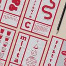 Vocabulario de Málaga - Set de postales. Um projeto de Ilustração de Estudio Extramuros - 18.06.2017