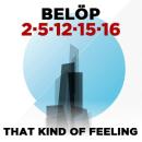 """""""That Kind Of Feeling"""" - Belöp. Um projeto de Direção de arte, Design de personagens e Ilustração vetorial de David GJ - 03.07.2013"""