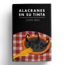 "Ilustración de portada ""Alacranes en su tinta"" . Um projeto de Ilustração de Pau House Design - 20.04.2017"