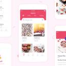 SweetApp. Un proyecto de UI / UX y Diseño de producto de Jokin Lopez - 22.06.2017