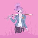 Death-Sweet. Un proyecto de Ilustración, Diseño gráfico e Ilustración vectorial de Fede DelgadillOcampo - 29.06.2017