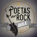 Logotipo Festival 'Poetas del Rock'. Un proyecto de Diseño de eme_photodesign - 08.07.2017