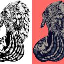 Ilustración - El gordo de los tentáculos.. Un proyecto de Diseño, Ilustración, Diseño de personajes, Bellas Artes, Cómic y Producción de Carlos Mercé Vila - 15.07.2017