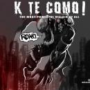 Portada Portfolio  Versión: K T COMO. Un proyecto de Diseño, Ilustración, Dirección de arte, Bellas Artes, Diseño de juegos, Cómic, Producción y Animación de personajes de Carlos Mercé Vila - 15.07.2017