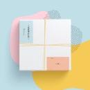 The Vanilla Co.. Um projeto de Design, Direção de arte, Br, ing e Identidade, Design gráfico, Packaging e Pattern Design de Deus Studio - 18.07.2017