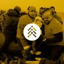 Rowing Together NGO. Un proyecto de Br, ing e Identidad, Naming y Diseño de pictogramas de Marco Creativo - 20.07.2016