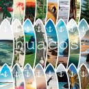 HUACOS (surf inspired menswear collection). Un proyecto de Diseño, Diseño de vestuario, Moda, Diseño gráfico e Ilustración vectorial de José Luis Álvarez Alonso - 21.07.2017