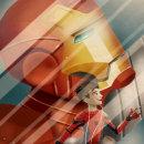 Póster de Spider-man Homecoming. Um projeto de Ilustração de Salvi Huerta - 26.07.2017