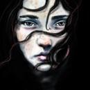 Retrato Chica. Un proyecto de Ilustración de Juanma Pauso - 26.07.2017
