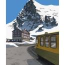 Viaje y reportaje ilustrado para Yorokobu.. A Illustration project by Pablo Burgueño - 05.15.2017