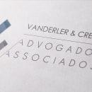 VC Advogados Associados | Branding | Logotipo. Um projeto de Br, ing e Identidade, Design e Design gráfico de Freenesi Criativa - 10.08.2017