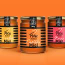 Miel Picu Moros. Un progetto di Br, ing e identità di marca, Graphic Design , e Packaging di Mara Rodríguez Rodríguez - 17.08.2017