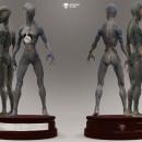 DeepWounds Sculptures. Un proyecto de 3D de Arsenic Arts - 25.08.2017