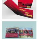 Sport Brochure, I-Con Sports, Becas en USA.. Un proyecto de Ilustración, Diseño editorial y Diseño gráfico de andrea tolsada - 01.06.2017